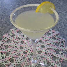 Vincent's Lemon Drop Martini