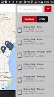 Screenshot of Kleberg Bank Mobile