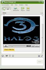 YM beta 9.0 with YouTube