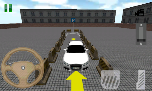 Game Speed Parking 3D APK for Kindle