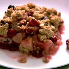 Fall Fruit Crumble
