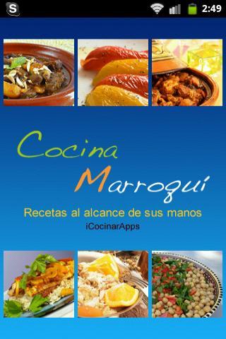 iCocinar Cocina Marroquí