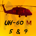 UH-60M 5&9 Flashcard Guide icon