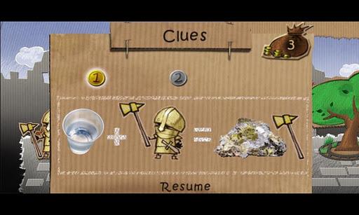 Cardboard Castle - screenshot