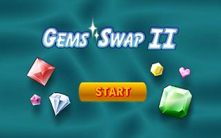 Screenshot of Gems Swap II