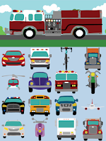 Screenshot of Toddler Cars