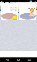 Screenshot of baby room games