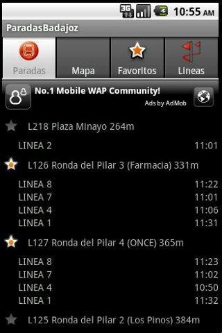 Bus Stop Salamanca FREE