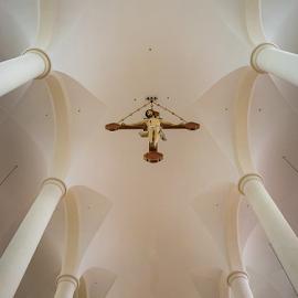 Church St Jakob in Straubing, Bayern by Photoxor 2014 - Buildings & Architecture Places of Worship ( bavaria, church, jesus, straubing, st jakob, germany, bayern, cross )