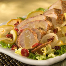 Harvest Salad With Pork