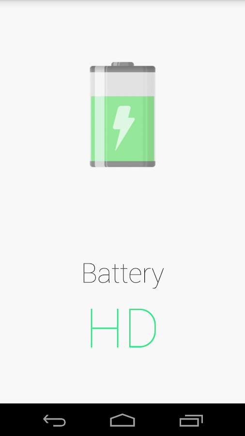 Battery Saver HD Screenshot 0