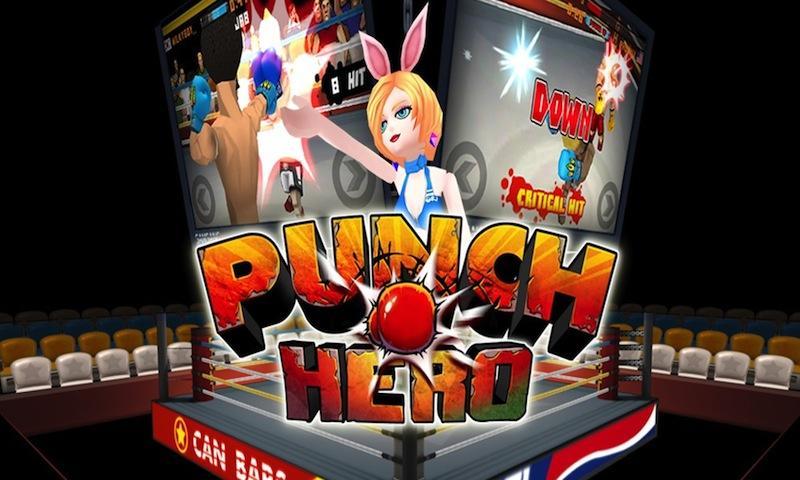 Punch-Hero 23
