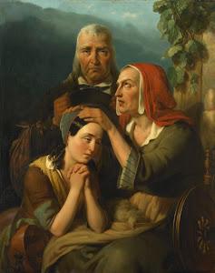 RIJKS: Moritz Calisch: painting 1844