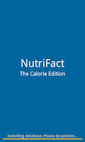 Screenshot of NutriFact :: Calorie