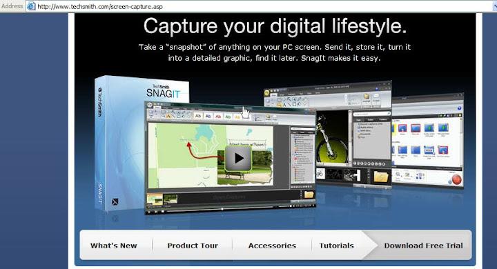 snagit video capture download free