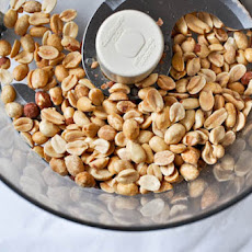 Homemade White Chocolate Peanut Butter