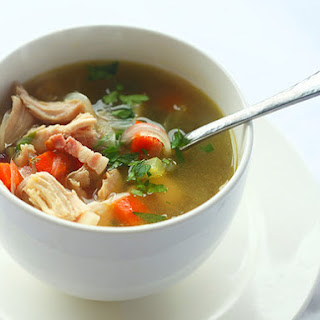 Roast Turkey Soup