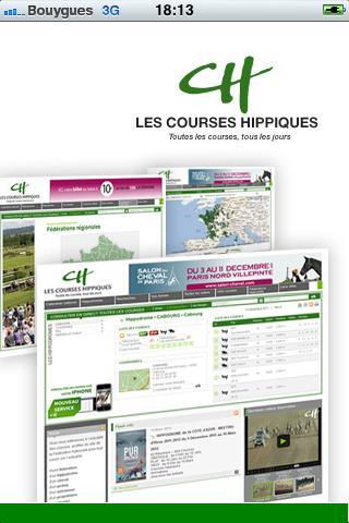 Courses Hippiques Vidéos