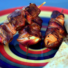 Yogurt-Marinated Lamb Kebabs