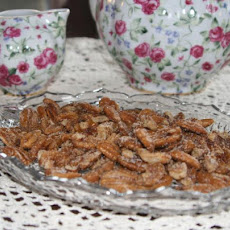 Sweet and Spicy Texas Pecans
