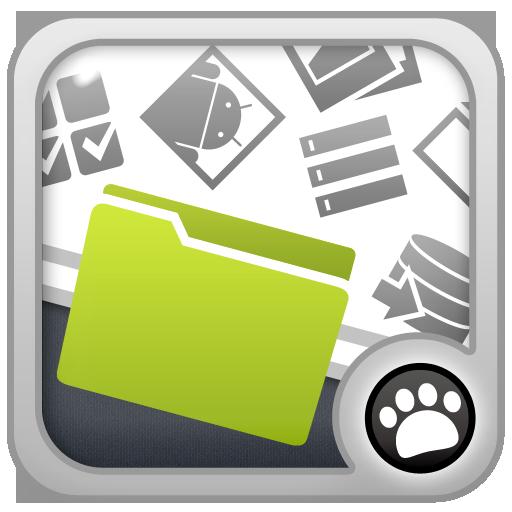 文件夹管理者 工具 App LOGO-APP試玩