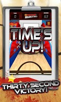 Screenshot of Super Arcade Basketball