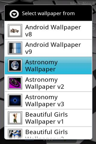 Astronomy Wallpaper v1