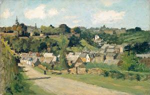 RIJKS: Geo Poggenbeek: painting 1896