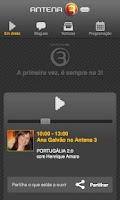 Screenshot of Antena3