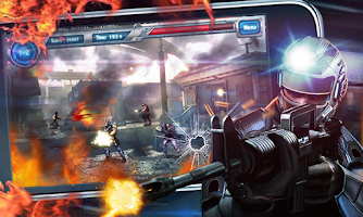 Screenshot of Death Defense FPS