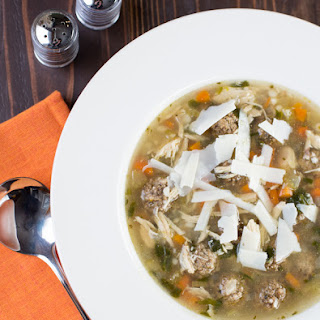 Slow Cooker Italian Wedding Soup