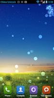 Screenshot of Galaxy S4 Live Wallpaper HD