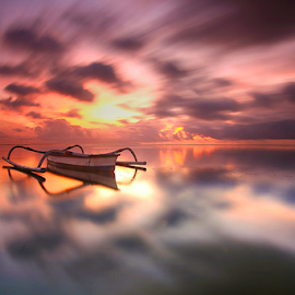 morning reflection by Nghcui Agustina - Landscapes Sunsets & Sunrises