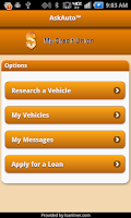 Screenshot of AskAuto