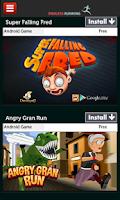 Screenshot of Running Games