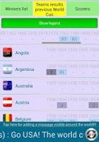 Screenshot of Brazil 2014 World Cup - Guide