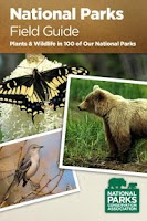 Screenshot of Park Wildlife Field Guide