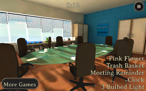 Hidden Object: The Office - screenshot