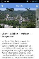 Screenshot of Eitorf