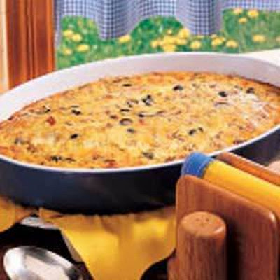 Black Hills Golden Egg Bake