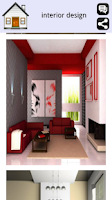 Screenshot of interior design