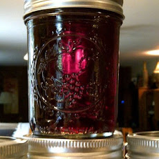 Grape-Plum Jelly