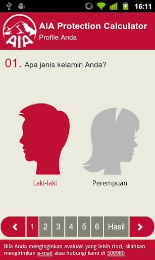 【免費財經App】AIA Protection Indonesia-APP點子