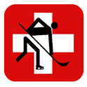 Swiss Ice Hockey Live icon