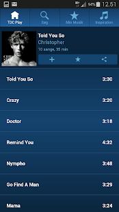 tdc musik download