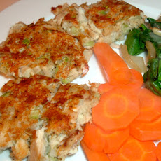 Tuna-Potato Cakes