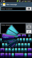 Screenshot of Midnight Keyboard