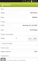 Screenshot of carpooling.es