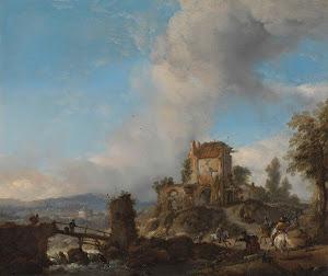 RIJKS: Philips Wouwerman: painting 1668