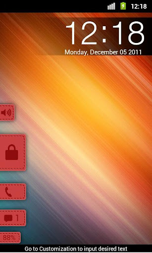 Pull Red - MagicLockerTheme